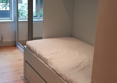 small bedroom
