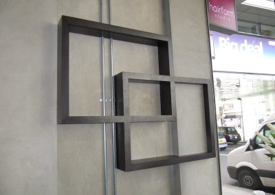 Display shelving Holborn