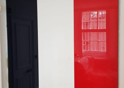 French flag  wardrobe