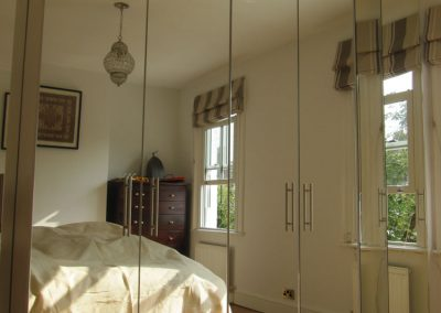 Bedroom wardrobe Chiswick