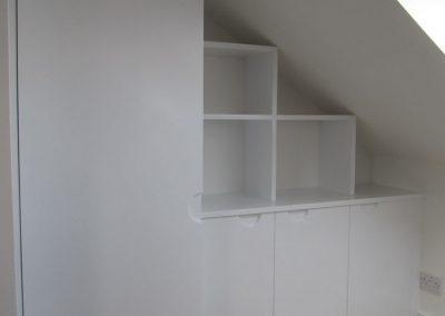 Bedroom storage Ealing