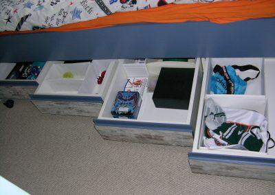 Box bedroom